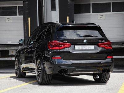 BMW X3 mạnh mẽ với công suất 414 mã lực khi qua tay hãng độ Dahler a3