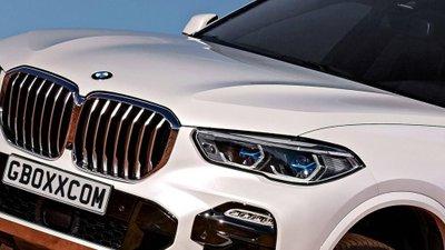 BMW X6 phiên bản mới gây chú ý bằng bộ ảnh phác họa chất lừ a2