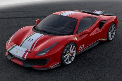Ferrari 488 Pista Piloti - phiên bản đặc biệt dành cho khách hàng thân thiết a2