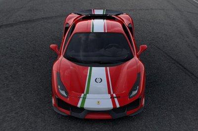 Ferrari 488 Pista Piloti - phiên bản đặc biệt dành cho khách hàng thân thiết a3