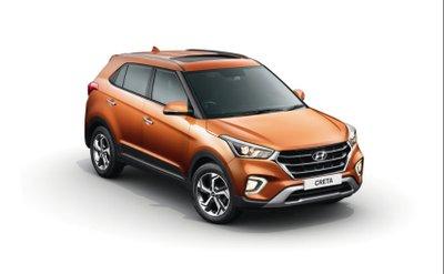 Sau Ấn Độ, Hyundai Creta 2018 sắp ra mắt khách hàng Nam Phi 2.