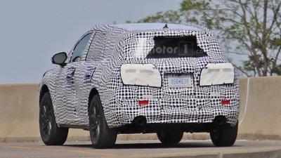 Lincoln MKC 2020 có thể được đổi tên thành Lincoln Corsair z