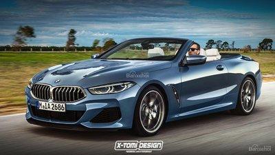 Ảnh dựng BMW 8-Series z