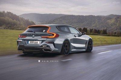 Ảnh dựng BMW 8-Series 4a