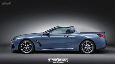 BMW 8-Series bản bán tải z