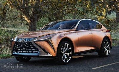 Lexus LM có thể là mẫu crossover chủ lực mới của Lexus z