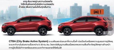 Honda HR-V 2018 chốt giá từ 663 triệu tại Thái Lan, chờ nhập về Việt Nam a4