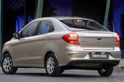 Chiêm ngưỡng bản nâng cấp của hatchback giá rẻ 167 triệu đồng Ford Figo 6.