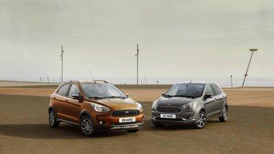 Chiêm ngưỡng bản nâng cấp của hatchback giá rẻ 167 triệu đồng Ford Figo 1.