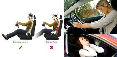 Ngồi lâu trên xe ô tô sẽ ảnh hưởng xấu đến cột sống 2.
