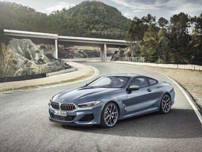 BMW 8-Series 2019 vừa có màn ra mắt ấn tượng z