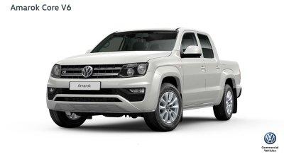 Volkswagen Amarok V6 Core chốt giá chưa đến 50.000 USD tại Úc - 1