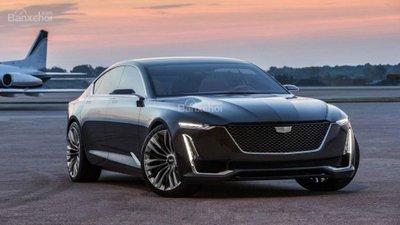 Đi ngược thời đại, General Motors đổ vốn phát triển sedan Cadillac - 1