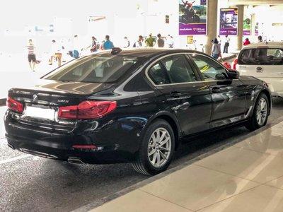 """Tóm gọn """"hàng hiếm"""" BMW 5 Series thế hệ mới lăn bánh tại Hà Nội a2"""