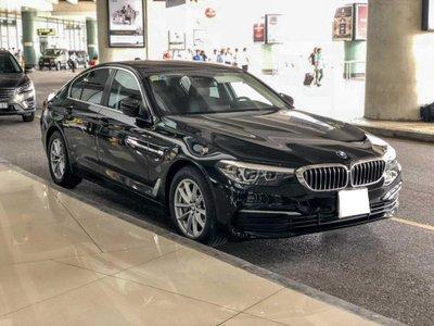 """Tóm gọn """"hàng hiếm"""" BMW 5 Series thế hệ mới lăn bánh tại Hà Nội 1"""