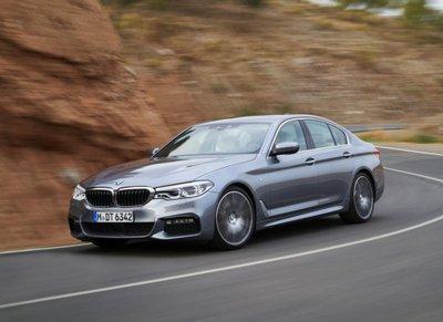 """Tóm gọn """"hàng hiếm"""" BMW 5-Series thế hệ mới lăn bánh tại Hà Nội a6"""