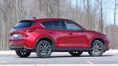 Mazda CX-5 2019 sẽ có thêm động cơ tăng áp 2.5L mượn từ CX-9? 2a