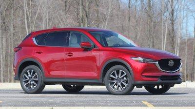 Mazda CX-5 2019 sẽ có thêm động cơ tăng áp 2.5L mượn từ CX-9? z