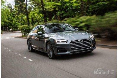 7 mẫu ô tô tái thiết kế đáng tiền nhất 2018 Audi A5 2018 z