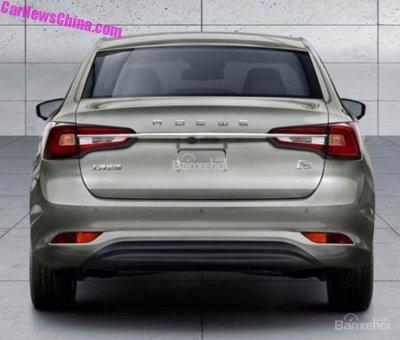 Roewe i5 - Sedan đẹp gốc Trung trong tầm giá 200 triệu - 3