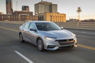 Honda Insight 2019 - Xe hybrid giá bình dân chỉ từ 523 triệu tại Mỹ a1