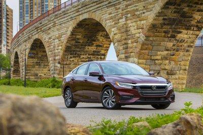 Honda Insight 2019 - Xe hybrid giá bình dân chỉ từ 523 triệu tại Mỹ a7