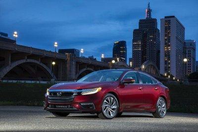 Honda Insight 2019 - Xe hybrid giá bình dân chỉ từ 523 triệu tại Mỹ a9