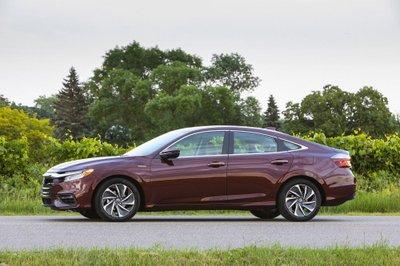 Honda Insight 2019 - Xe hybrid giá bình dân chỉ từ 523 triệu tại Mỹ a6