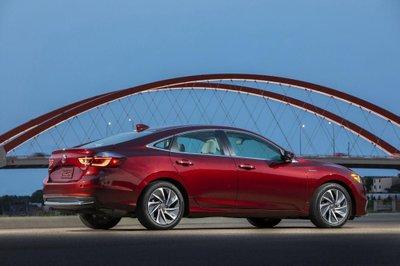 Honda Insight 2019 - Xe hybrid giá bình dân chỉ từ 523 triệu tại Mỹ 10a