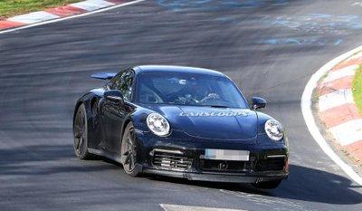 Porsche 992 Carrera 2019 đạt hiệu suất vận hành 450 mã lực 1.