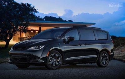 Chrysler Pacifica Hybrid bổ sung gói độ thời trang cực ngầu - 1
