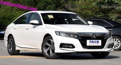 Honda Inspire - Bản Honda Accord đặc biệt dành riêng cho Trung Quốc - 2
