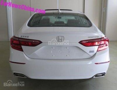 Honda Inspire - Bản Honda Accord đặc biệt dành riêng cho Trung Quốc - 3