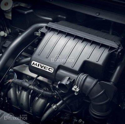 Mitsubishi Xpander 2019 được trang bị động cơ 1.5L MIVEC DOHC 16 van a7