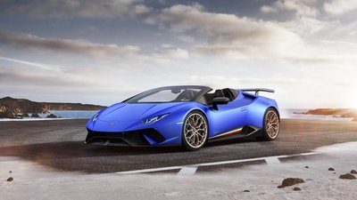 Lamborghini nói không với tăng áp