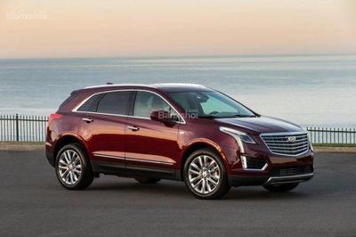 Cadillac XT5 2019 bổ sung thêm trang bị và tăng giá - 1