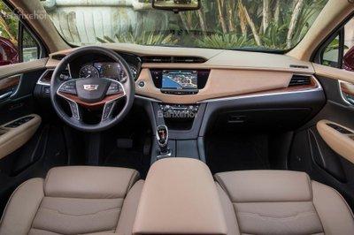 Cadillac XT5 2019 bổ sung thêm trang bị và tăng giá - 3