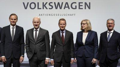 Volkswagen bị chỉ trích nặng nề sau khi CEO Audi bị bắt 1