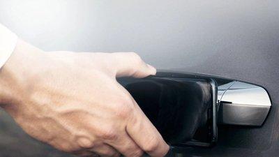 Không cần chìa khóa, sử dụng ô tô thông qua smartphone