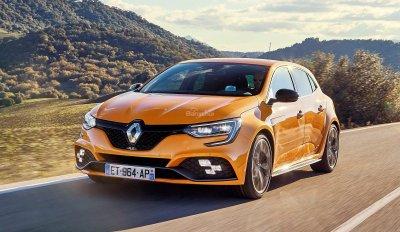 Renault Megane IV RS z