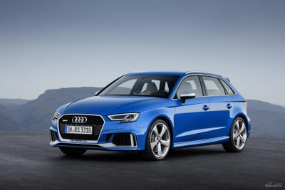 Audi RS3 Sportback z