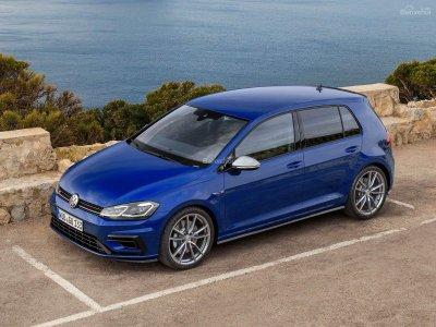 Volkswagen Golf VII R z