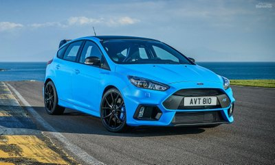 Ford Focus RS z