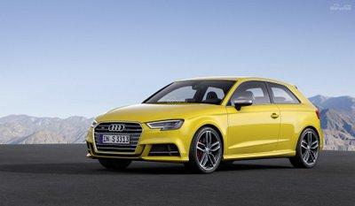 Audi S3 z
