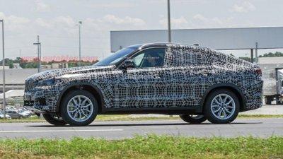 BMW X6 2020 mới dự kiến ra mắt trong năm 2019 z