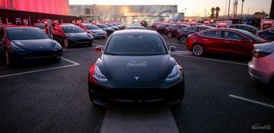 Ô tô Tesla không hề thân thiện với môi trường như quảng cáo z