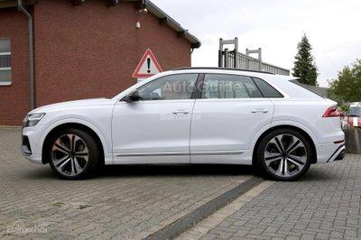 Audi SQ8 2019 bỏ lớp ngụy trang, tự tin khoe sắc - 2