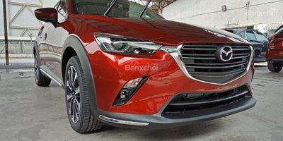Mazda CX-3 facelift cập bến Malaysia - 1
