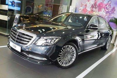 Mercedes-Benz S450L Luxury 2018 thêm mâm mới, tăng thêm giá tại Việt Nam 11