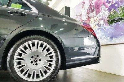 Mercedes-Benz S450L Luxury 2018 tại Việt Nam lộng lẫy hơn nhờ lắp mâm 19 inch a15